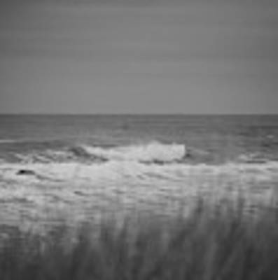 Westport Waves Poster by Jeni Gray