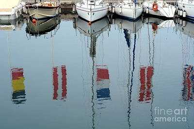 Designs Similar to The Boat And The Reflection