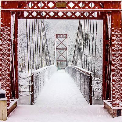 Walking Bridge Prints