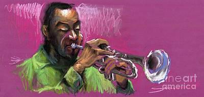 Designs Similar to Jazz Trumpeter