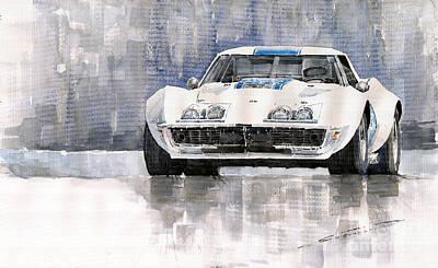 Designs Similar to Chevrolet Corvette C3