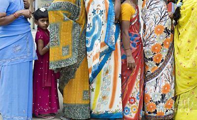 Colorful Fabric Art