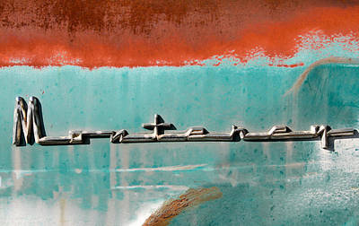 Turquoise And Rust Photographs
