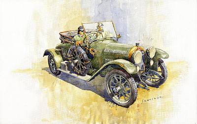Designs Similar to 1916 Praga Mignon