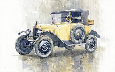 Designs Similar to 1925 Citroen 5cv