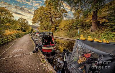 Designs Similar to Llangollen Canal Sunset
