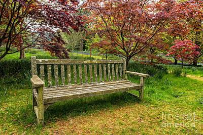 Designs Similar to Garden Bench by Adrian Evans