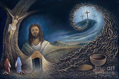 Crucifixtion Art