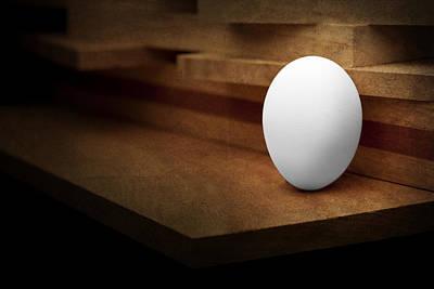 Eggshell Posters