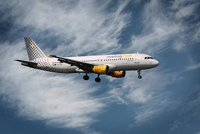 Designs Similar to Vueling Airbus A320-214