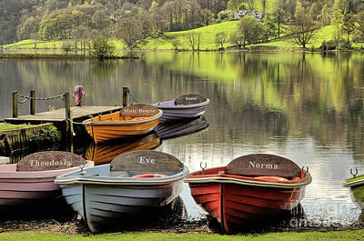 Lake District Art Prints