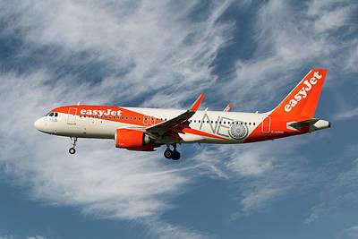 Designs Similar to Easyjet Airbus A320-251n