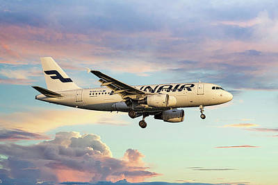 Designs Similar to Finnair Airbus A319-112