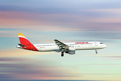 Designs Similar to Iberia Airbus A321-212