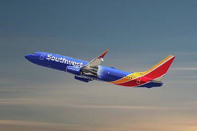 Southwest Airlines Art