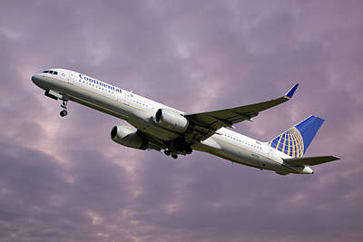 United Airlines Photographs