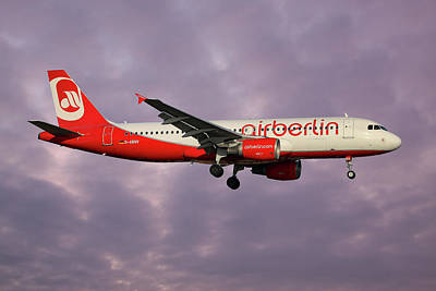 Designs Similar to Air Berlin Airbus A320-214