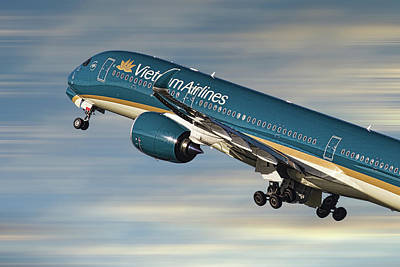 Designs Similar to Vietnam Airlines Airbus A350