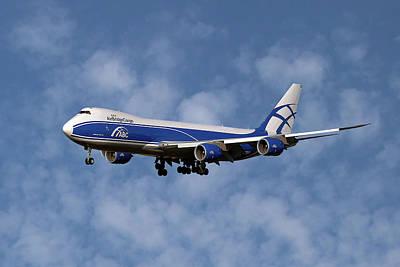 Cargo Plane Art