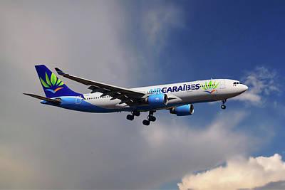 Designs Similar to Air Caraibes Airbus A330-200