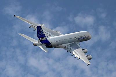 A380 Art Prints