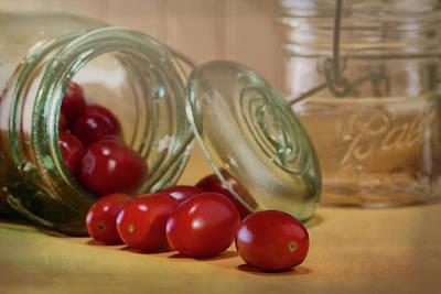 Cherry Tomato Art Prints