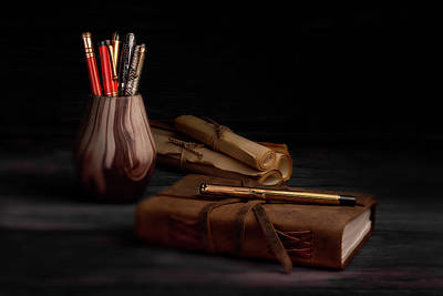 Designs Similar to Dear Diary by Tom Mc Nemar