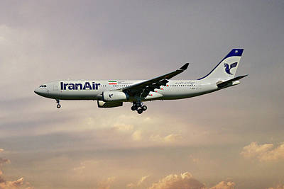 Designs Similar to Iran Air Airbus A330-243 121