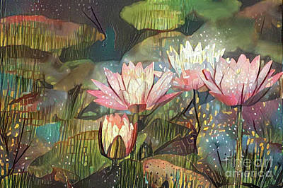 Designs Similar to Lovely Waterlilies 7