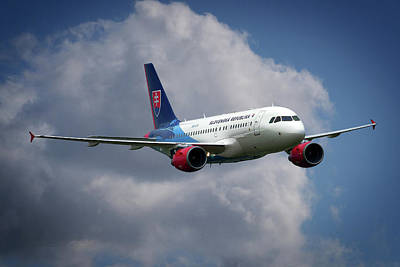Designs Similar to Slovak Airbus A319-115