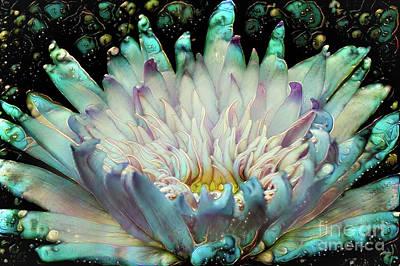 Designs Similar to Turquoise Waterlilies 5