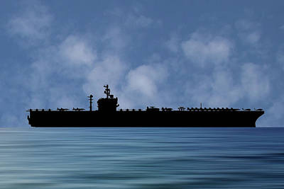 Uss George Washington Art
