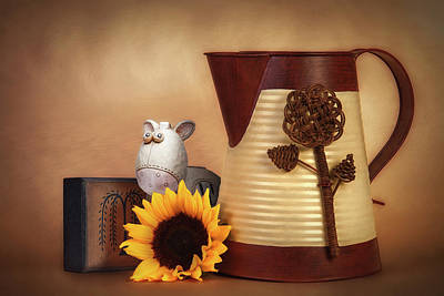 Designs Similar to Water Pitcher Still Life