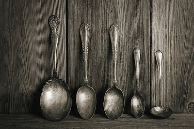 Designs Similar to Antique Silver Spoons