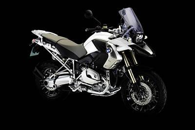 Bmw Motorcycle Art