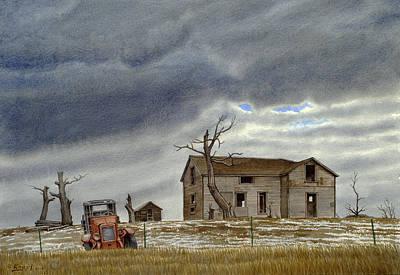 Designs Similar to Montana Abandoned Homestead