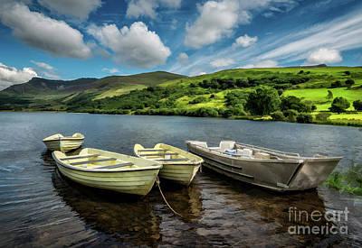 Designs Similar to Nantlle Uchaf Boats Wales