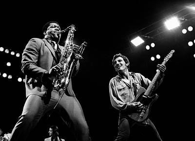 Clarence Clemons Prints