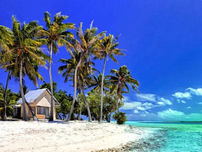 Designs Similar to Beach Hale On Maupiti Island