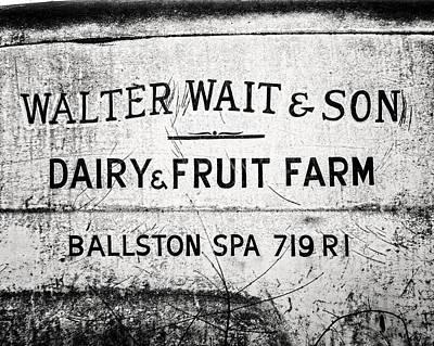 Ballston Spa Photographs