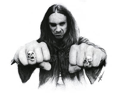 Designs Similar to Cliff Burton by Christian Klute