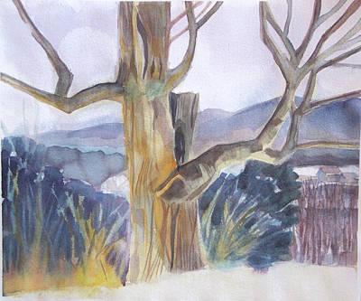 Sugaring Season Paintings