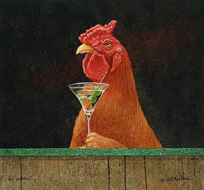 Rooster Original Artwork