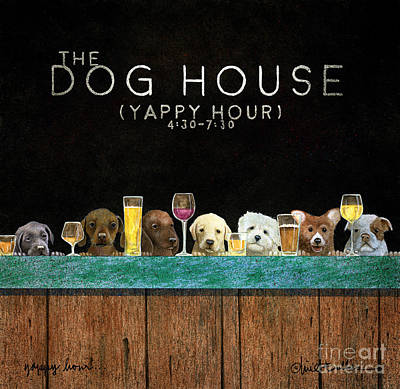 Designs Similar to Yappy Hour... by Will Bullas