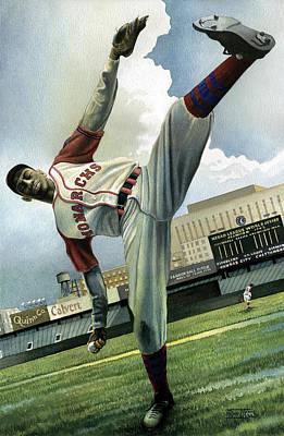 Negro Leagues Paintings Prints
