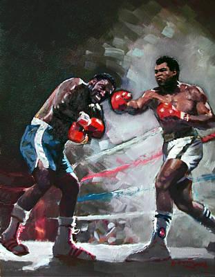 Designs Similar to Muhammad Ali And Joe Frazier