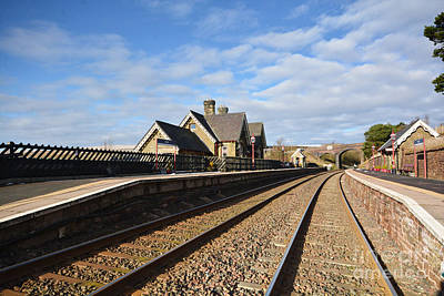 Dent Railway Station Photographs