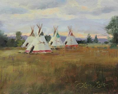 Plain Air Paintings