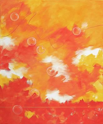 Painting - Sorange by Britta Burmehl
