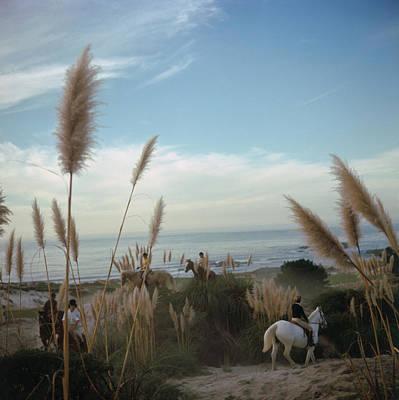 Designs Similar to Pebble Beach by Slim Aarons